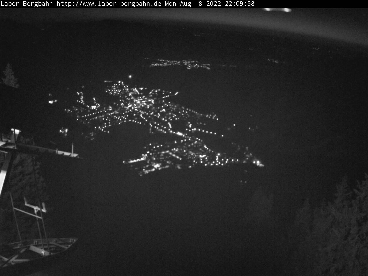 Webcam Ski Resort Oberammergau - Laber nach Norden - Bavaria Alps - Upper Bavaria