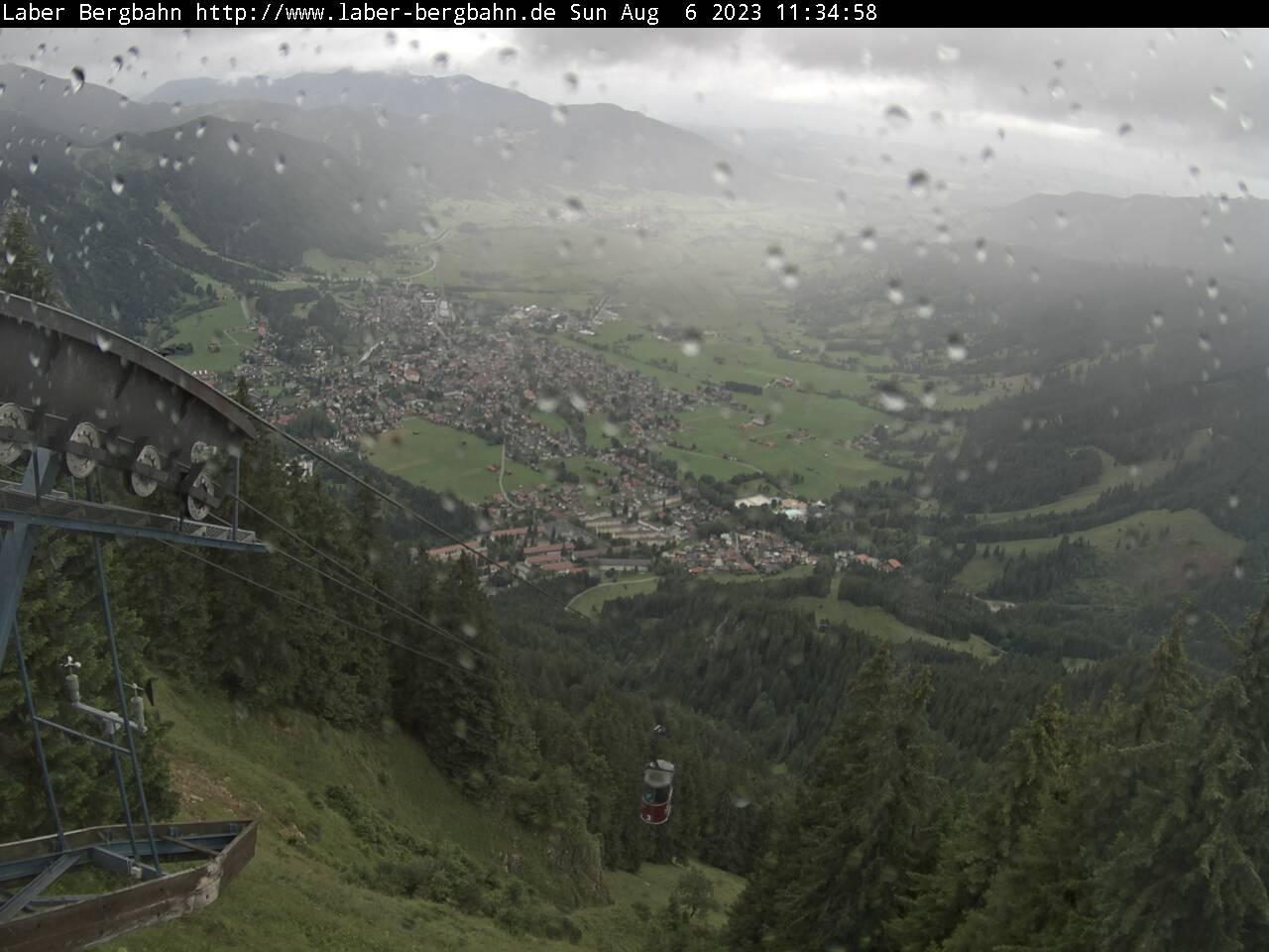 Webcam Ski Resort Oberammergau - Laber nach Norden - Bavaria Alps - Upper Bavaria